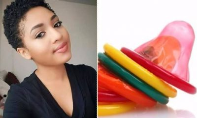 """Condoms Are For Weak Men"" – Pretty Nigerian Lady says"