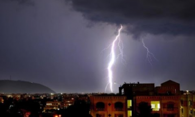 Thunder Kills Two In Niger State