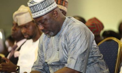 Assassination Attempt: FG Files Charges Against Dino Melaye For Framing Kogi State Gov, Yahaya Bello's Aide