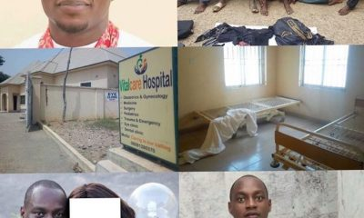 Patients Desert Hospital Of Doctor Declared Wanted For Robbery