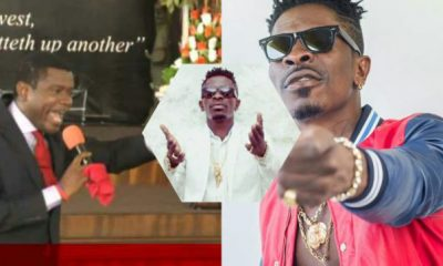 """""""You Will Regret Being Born""""- Pastor Dares Shatta Wale To Burn Down Churches"""