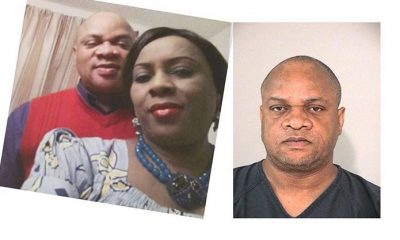Nigerian Immigrant Bags 40 Years In Jail For Killing His Fiancée In The U.S