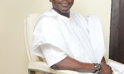Campaign Against Drug Abuse: Sola Giwa As He Celebrates 1000 Days In Office