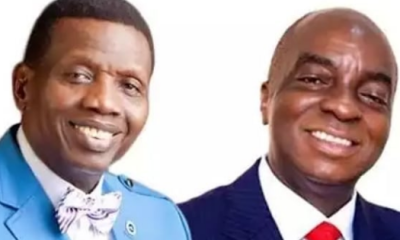 Pastor Adeboye, Oyedepo, Others To Meet And Pray On Tuesday Over The State Of Nigeria In A Special Inter-Denominational Service