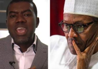 Electing prisoners is better than re-electing Buhari - Reno Omokri