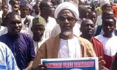 Shiite Leader Shot By Police During Protest In Abuja A Few Weeks Ago Is Dead
