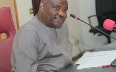 ''APC Is Not A Political Party, It Is A Congregation Of People Who Did Not Want Jonathan To Continue In Office'' Wike Says