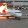 5 People Injured As Delta Airline Flight From Lagos To Atlanta Catches Fire