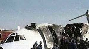 Passenger Plane With 66 On Board Crashes In Central Iran