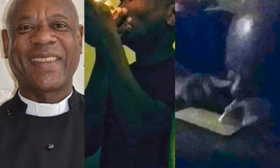 Scandal Rocks Church Of England As Vicar Is Caught On Video Smoking Crack, Snorting Cocaine & Discussing Sex Workers & Porn (Photos)