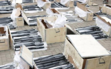 """I Paid DSS Officials, Others N1M To Smuggle In 661 Rifles '' Suspect Tells Court"