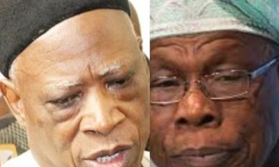 ''President Buhari Should Have Jailed Obasanjo For Corruption'' Ex-Nasarawa State Gov, Senator Abdullahi Adamu Says