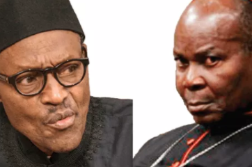 ''Admit That You Have Failed'' Cardinal Okogie Tells President Buhari