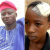 Nigerian Prisons Staff Allegedly Brutalizes His Son For Playing Football