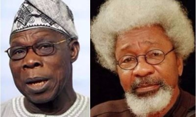 A Psychiatrist Should Examine Me If I Join Obasanjo's Coalition – Wole Soyinka