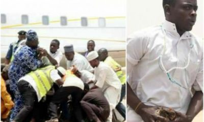 Atiku Abubakar Causes Pandemonium At Airport After Sharing Money