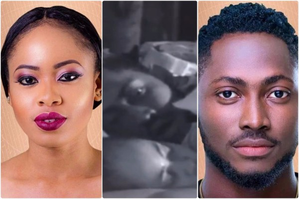 #BBNaija: Nina Attacks Miracle For Telling Other Housemates They Had Sex