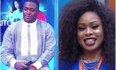 #BBNaija: Princess & Bitto Have Been Evicted From The House