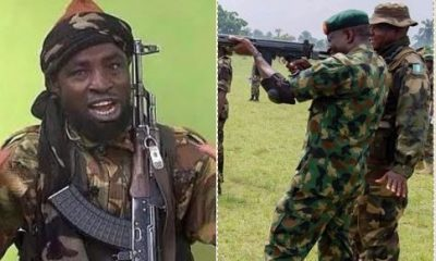 Boko Haram: Abubakar Shekau Disguises As Woman In Hijab - Army