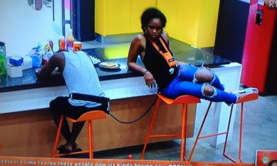 #BBNaija: Big Brother May Disqualify Cee-C For Inflicting Injury On Lolu