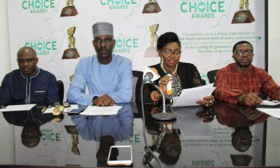 Nigeria's People Choice Awards Makes Debut
