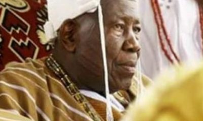 Olubadan Installs 20-Year-Old Adegbola, 8 Others As Mogajis