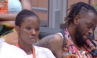 #BBNaija: Bambam,Teddy A Caught Having S.e.x In The Bathroom