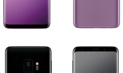 Samsung Galaxy S9: Colors And Specifications Revealed In Photo Leak