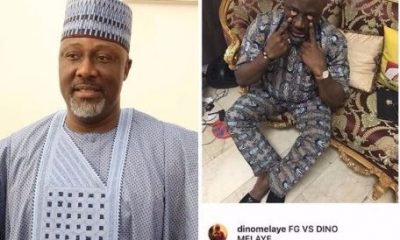 Dino Melaye Trolls FG On Social Media For Dragging Him To Court Over Assassination Scandal