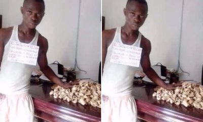 Drug Dealer Arrested With 284 Wraps Of Cannabis In Calabar