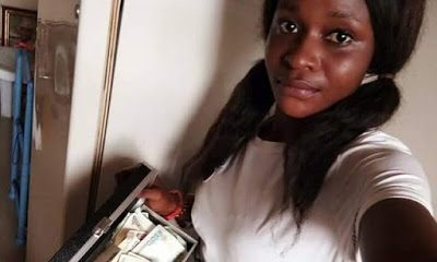 "Meet The Female ""Ell Chapo"" Who Is A student Of UNICAL"
