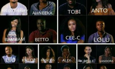 #BBNaija: Housemates Say What They Dislike About Each Other