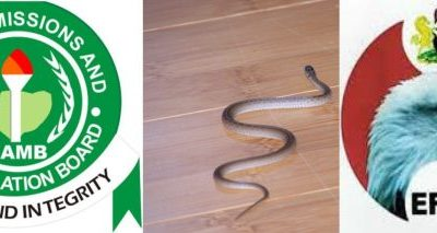 'I Didn't Say Snake Swallowed N36Million' – JAMB Clerk Says