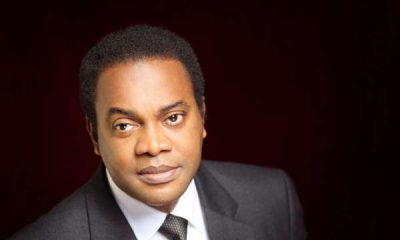 My Presidential Is Ambition Intact: Donald Duke