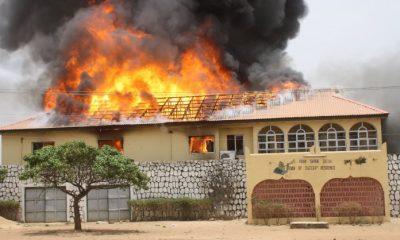 Hoodlums Attack Kaduna Village, Raze Houses