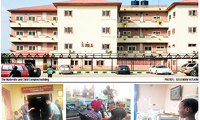 Hospital Detains Nursing Mothers And Their Babies Over Unpaid Bills In Lagos