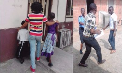 Man Loses Custody Of His 3 Children Who Who Were Caught Watching Porn In Lagos