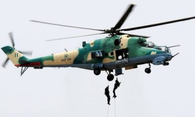 Nigerian Air Force Reportedly Deploys 100 Fighter Jets In Search Of Missing Dapchi Girls