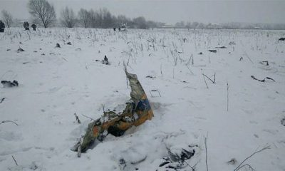 71 Feared Dead As Plane Crashes In Russia