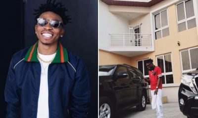 """Che-Che"" Crooner Mayorkun Buys His First House"