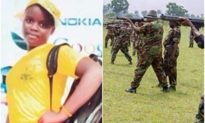 Soldiers Frogmarch Pupil To Death For Lateness In Imo State