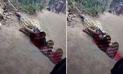 Vulcaniser Hacks Wife To Death In Akwa Ibom (Graphic Photos)