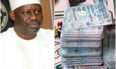 'Spending 24 Hours On Queue To Get Your PVC Is More Important Than Watching BBNaija' -Gov. Dankwambo To Nigerians