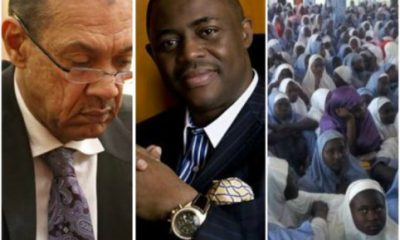 Ben Bruce, FFK And Reno Omokri React To Counter Claims On The Abducted Dapchi Girls