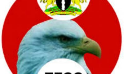 EFCC Shares Recharge Cards On Twitter In The Spirit Of Love; Nigerians React- Ask If 'Jamb Snake' Won't Swallow The Cards Too