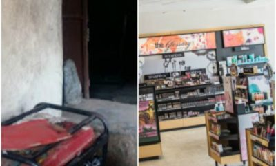 Nigerian Lady Steals Male Friend's Generator, Sells It To Buy Hair And Cream Products
