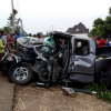 Anglican Priest Killed In Ghastly Motor Accident, Commuters Wail And Beg Him To Wake Up