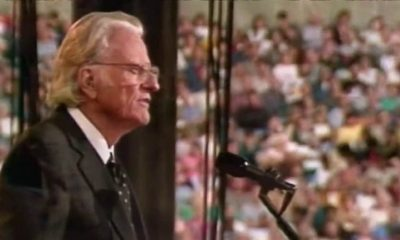 Billy Graham, Evangelist Pastor And Counsellor To Presidents, Dies At Age 99