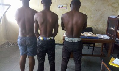Scammers Apprehended After Issuing Fake Customs Recruitment Letters In Calabar