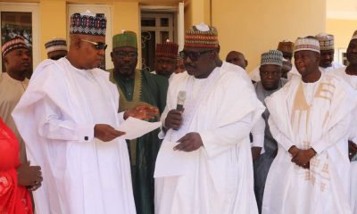 PCNI Donates Medical Equipment And Reconstruction Materials Worth 2 Billion Naira To Borno State Government